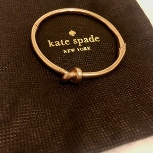 Kate Spade Knot Rose Gold Bracelet